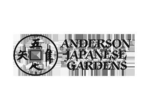 Anderson Japanese Gardens logo