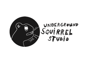 Underground Squirrel Studio logo