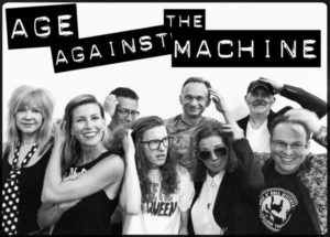 Age Against the Machine band photo