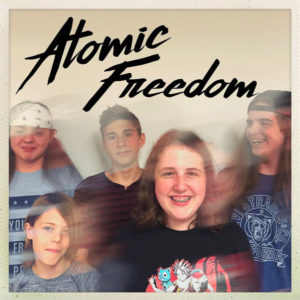 Atomic Freedom band photo