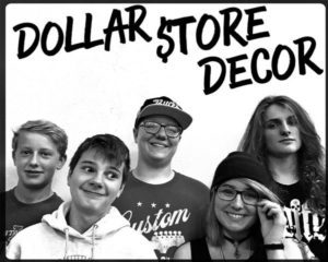 Dollar Store Decor band photo