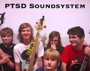 PTSD Soundsystem band photo