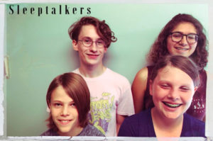 Sleeptalkers band photo
