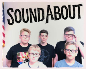 Sound About band photo