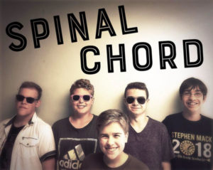Spinal Chord band photo