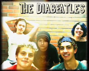 The Diabeatles band photo