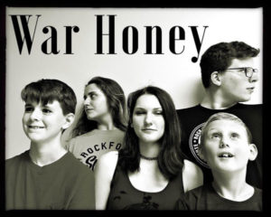 War Honey band photo