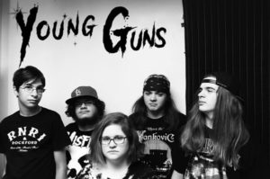 Young Guns band photo