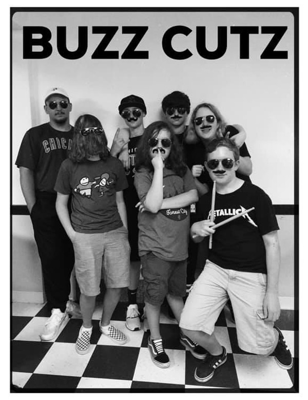 Buzz Cuts band photo