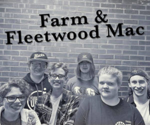 Farm and Fleetwood Mac band photo