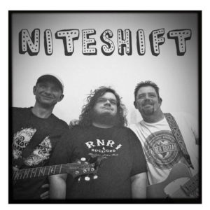 Niteshift band photo