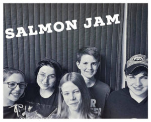 Salmon Jam band photo