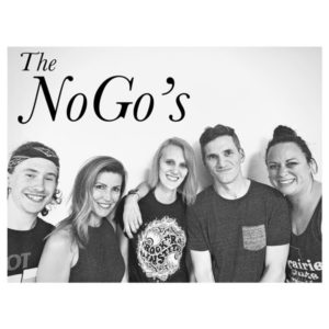 The No Gos band photo