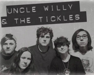 Uncle Willy & The Tickles band photo